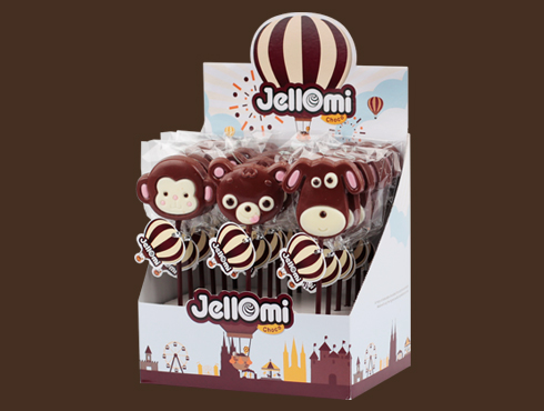 Art. 29101 Jellomi choco Animal
