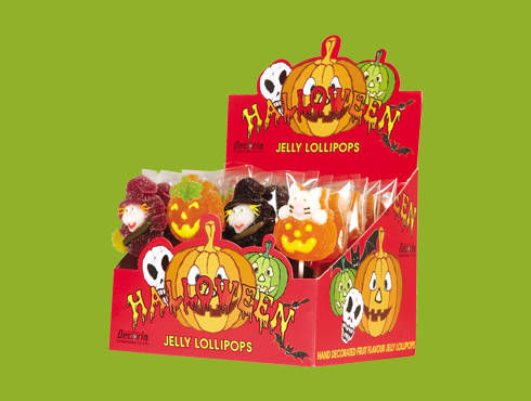 Art. 13101 Hallowen Lollipop
