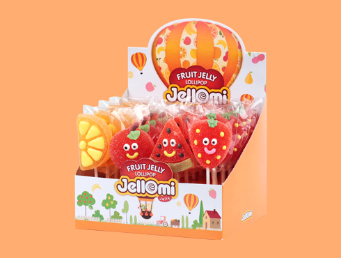 Art. 11106 Fruit Lollipop