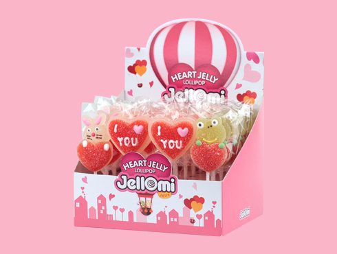 Art. 16101 Heart Lollipop